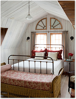 Featured on Houzz - 12 Dreamy Bedrooms with Farmhouse Touches