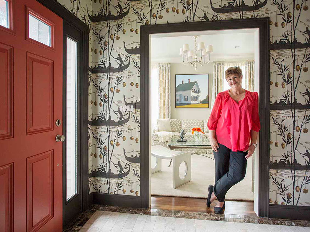 Debbie Farrand of Dressing Rooms Interior Design